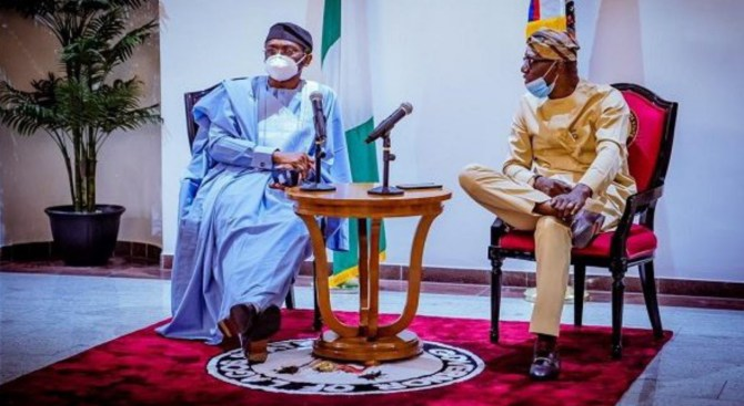 EndSARS: Lagos needs N1tr to fix destroyed assets, says Sanwo-olu