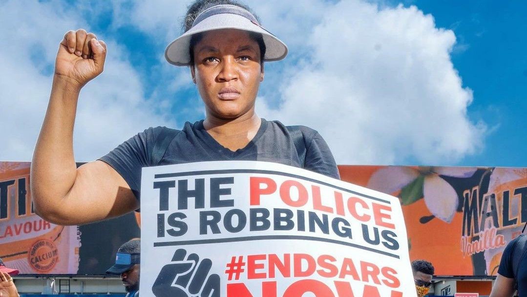 #EndSARS: Omotola Jalade-Ekeinde Proffers Spiritual Approach To Protest