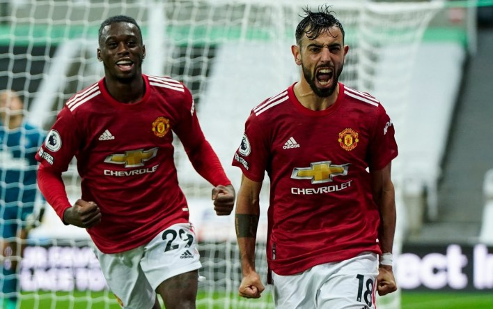 EPL: Man United beat Newcastle in comeback win