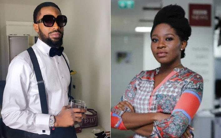 Everyday you use death of your child to emotionally blackmail Nigerians – Kiki Mordi slams D'banj