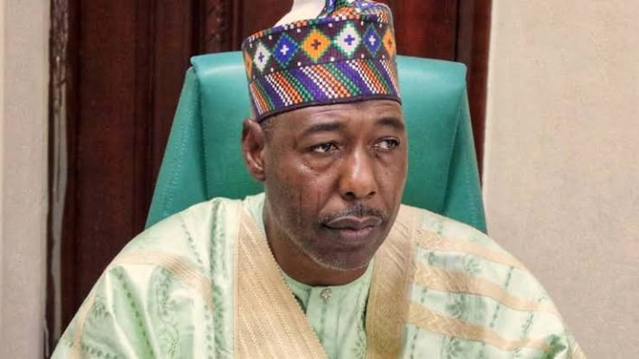 Gov Zulum appoints Pharmacology professor as Chief of Staff