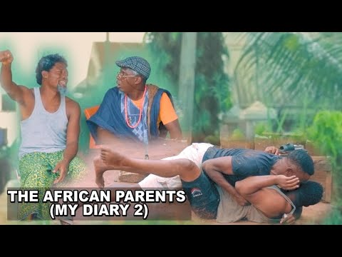 AFRICAN PARENTS MY DIARY KL2