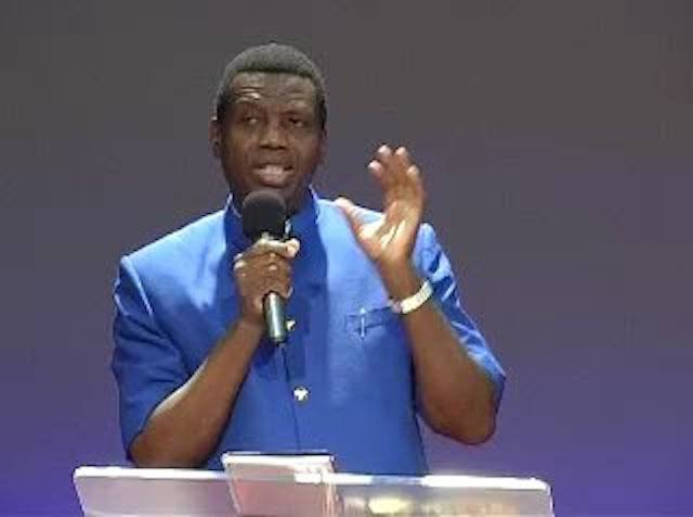 """It is either we restructure Nigeria or we break up""- Pastor Adeboye speaks on #Endpolicebrutality"