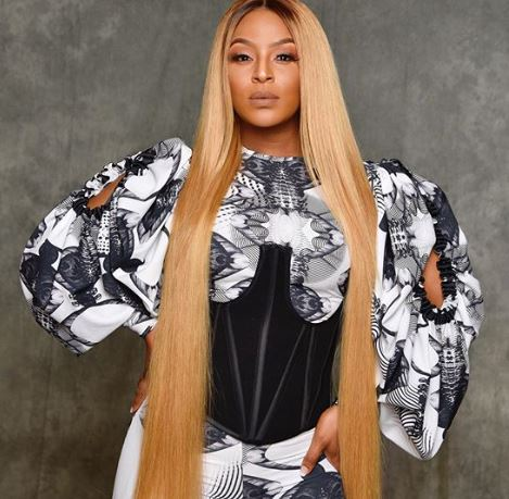 Jessica Nkosi grateful as she bags endorsement with G.H. Mumm