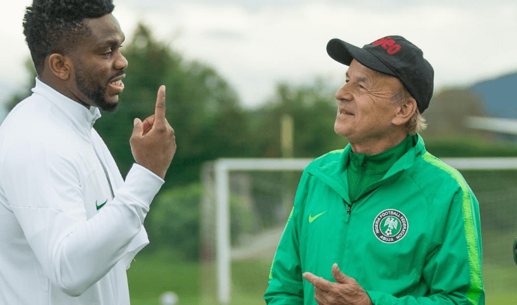 Joseph Yobo Officially Resumes Duty As New Super Eagles Assistant Coach
