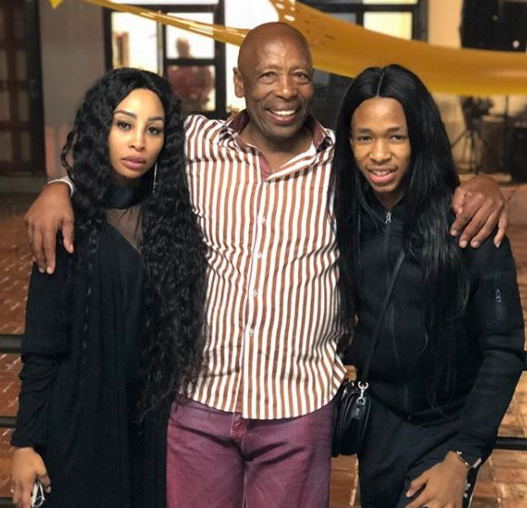 See some of South African celebrities who lost their parents in 2020