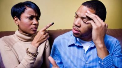 If he does not do these 5 things for you, let him go
