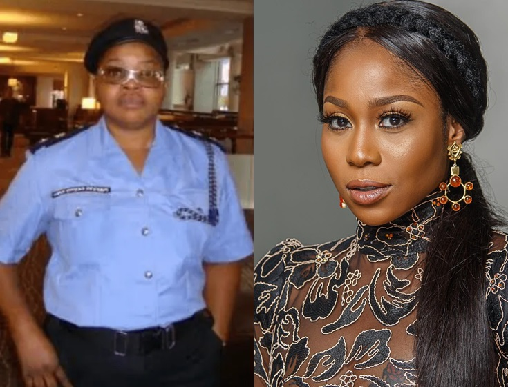 Actress Lilian Afegbai flees Instagram after video of her mother confessing to killing a student hit the net