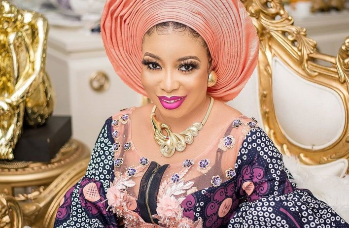 Nollywood actress, Lizzy Anjorin warns #EndSars protesters