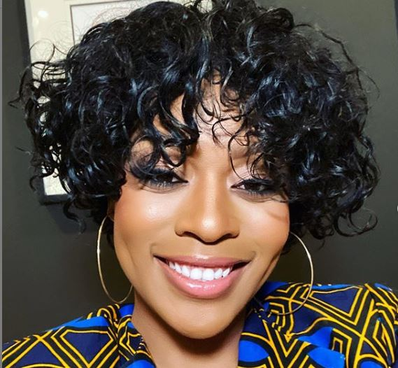 Nomzamo Mbatha reveals the two things she loves the most