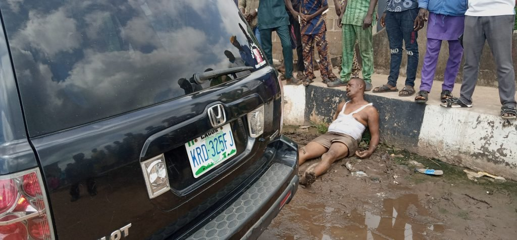 Ogun Parking Management officers reportedly beat man to coma in Abeokuta (PHOTOS)