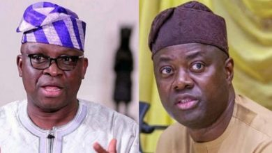 'Silent' war between Makinde, Fayose deepens as aides trade words