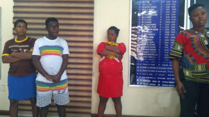 Police rescue pregnant teens, babies from alleged baby factory in Cross River