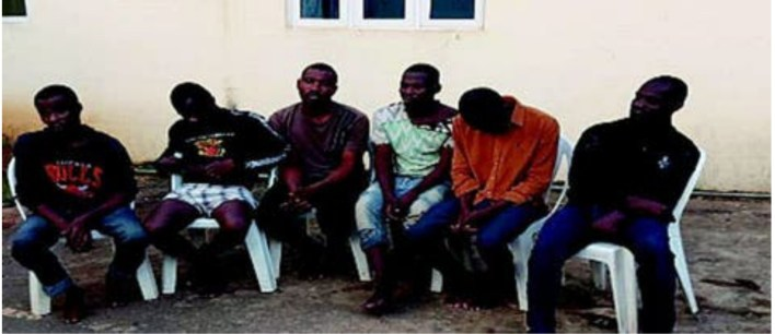 Six cult members arrested for attempting to assassinate Delta politician