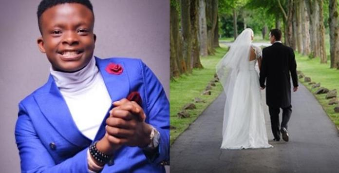 """""""Stop going to hotels to spend your first night"""" – Nigerian gospel artiste advises newly weds"""