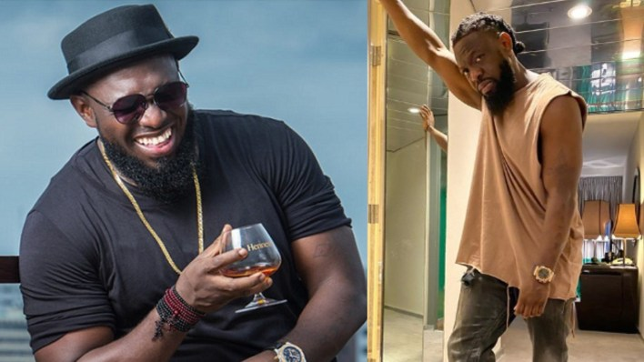 Timaya sheds more light on his drastic weight loss, Nigerians react