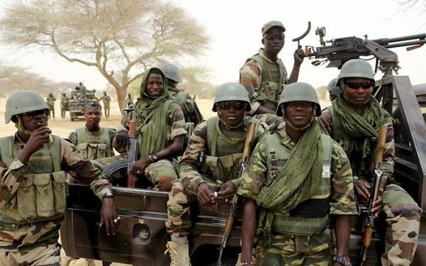Troops neutralise bandits, rescue kidnapped victims