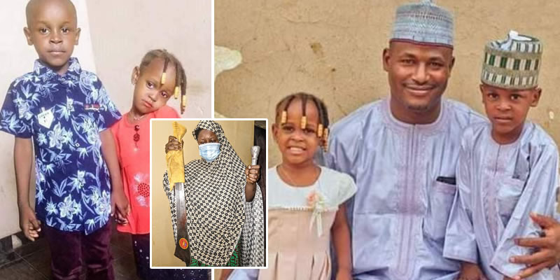 Woman who killed her two children in Kano says it's not because of husband's new wife, reveals why