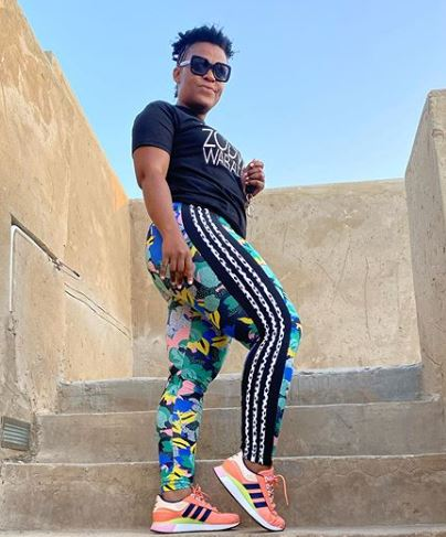 """Zodwa Wabantu clears fans who feel she'll """"change anything on her body for money"""""""