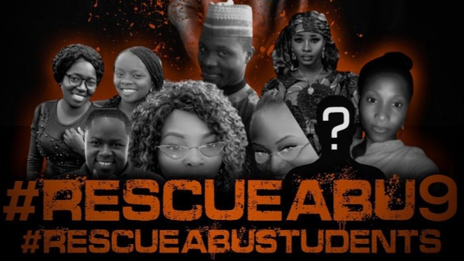 7 days after, nine abducted ABU students regain freedom