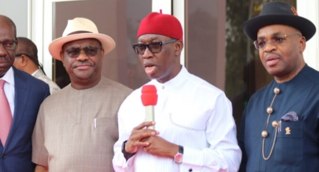 Ijaw leader asks south-south govs to reject FG's monthly allocation