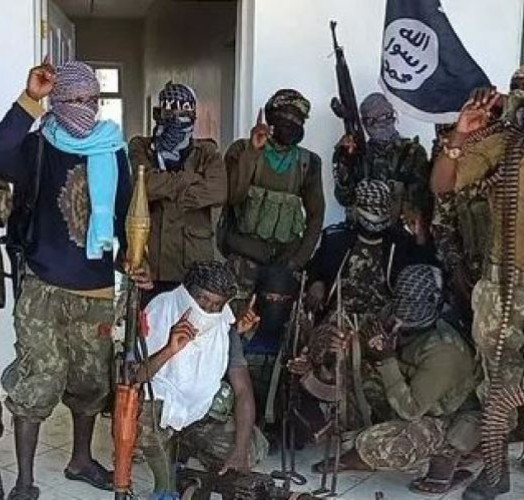 ISIS insurgents behead 50 men on Mozambique football pitch before chopping them up