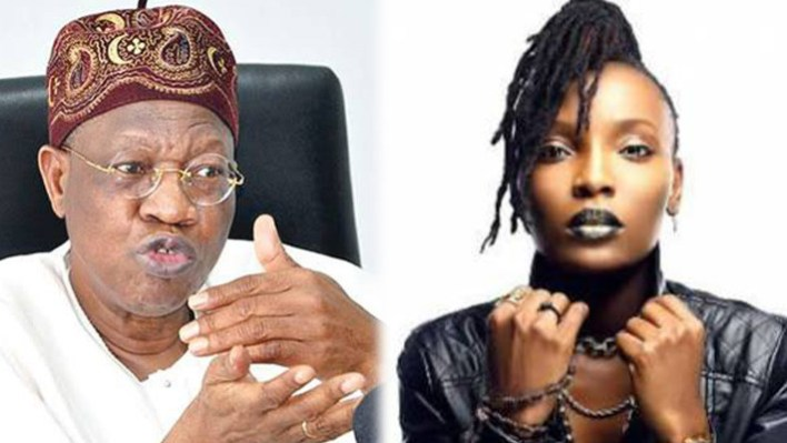 DJ switch blasts Lai Mohammed, wonders how a minister of information can be misinformed