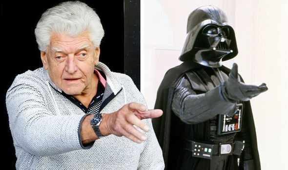 Star Wars' Darth Vader actor Dave Prowse dies aged 85