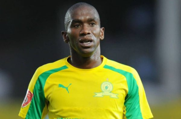 Breaking: Mamelodi Sundowns' Anele Ngcongca dies in a car accident