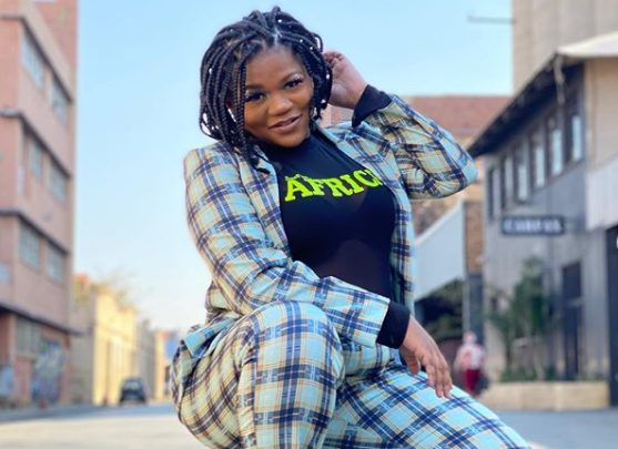 Busiswa reveals she shot her upcoming album cover during lockdown