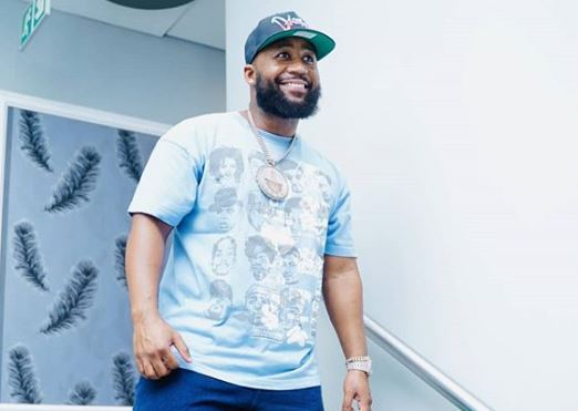 """My imagination is still as wild as it was when I was a lil kid,"" Cassper Nyovest revealed"
