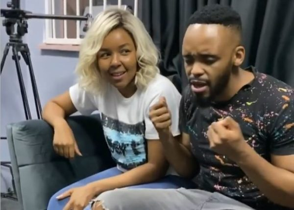 Donald and Cici tease upcoming single – Watch