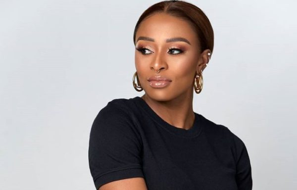 Watch: DJ Zinhle reveals meeting Singer Loyiso for the first time two days ago