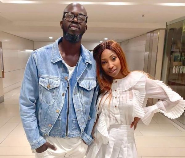 Enhle Mbali reacts to claims of loosing court bid against Black Coffee