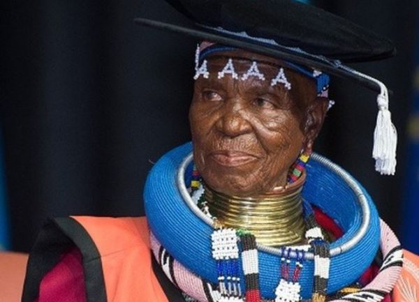 5 facts about Legend Esther Mahlangu, as she turns 85-year-old