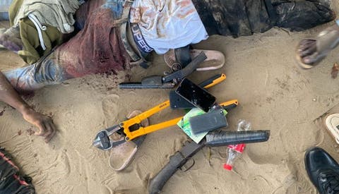 Soldiers kill four suspected armed robbers in Delta