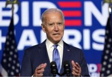"""""""This is the time to heal America,"""" Joe Biden says following his victory"""