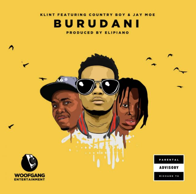 Klint Ft. Countryboy & Jaymoe - Burudani | Download