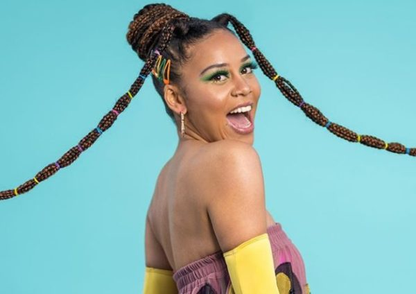 Sho Madjozi gets biggest support from her little niece – Here's how