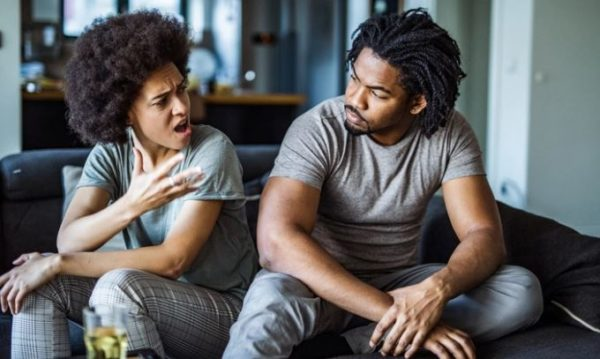 5 mean things you should never say to a man you love