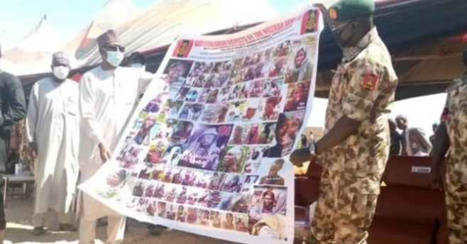 Wanted Boko Haram Terrorists: CATE Pledges support for Nigerian Army