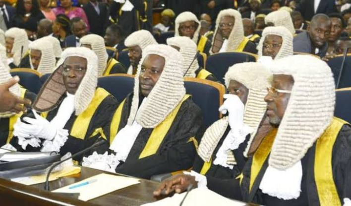 BREAKING: 72 lawyers named senior advocate of Nigeria – ICPC chairman present (FULL LIST)