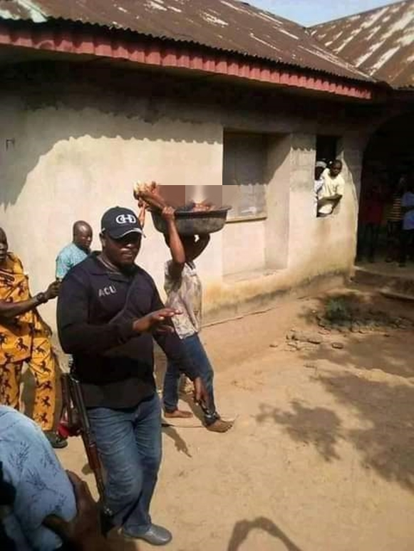 Woman allegedly slaughters her mother in Akwa Ibom