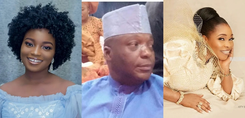 Paternity scandal: Soji Alabi is the only father I know – Tope Alabi's daughter