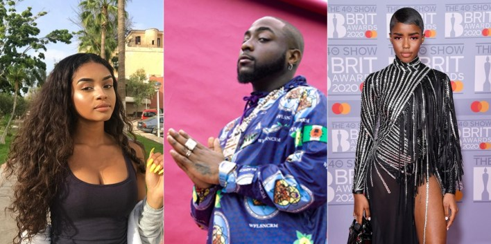 Davido Dragged Into Hookup Scandal With UK-based Models; Eva Apio And Kenza