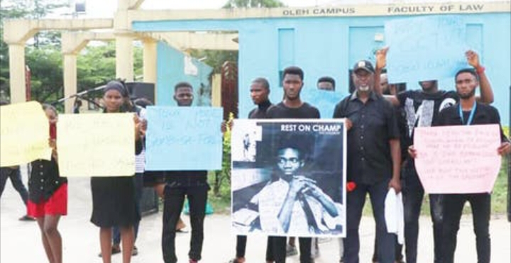 DELSU SUG demands probe as final year law student drowns