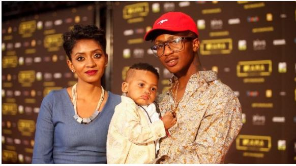 Emtee's wife, Nicole releases statement following abuse allegation