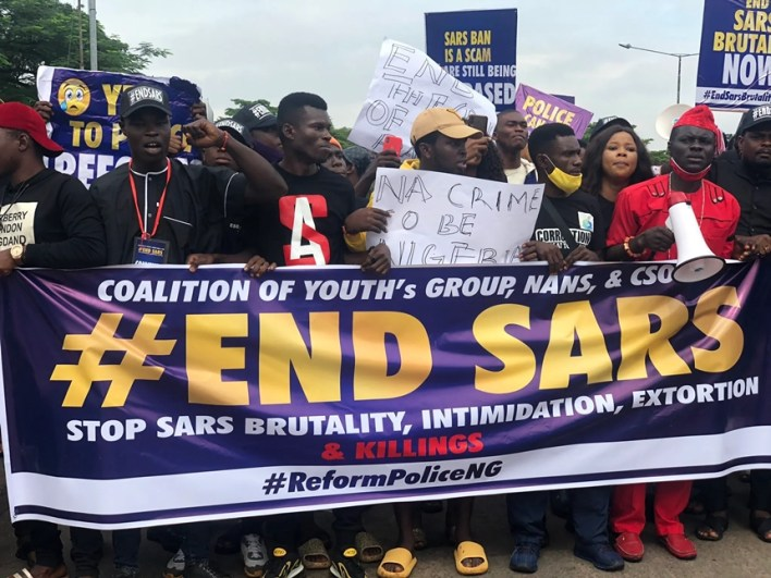 Covid-19 Alliance, crisis merchants escalated EndSARS protests to chaos – Centre