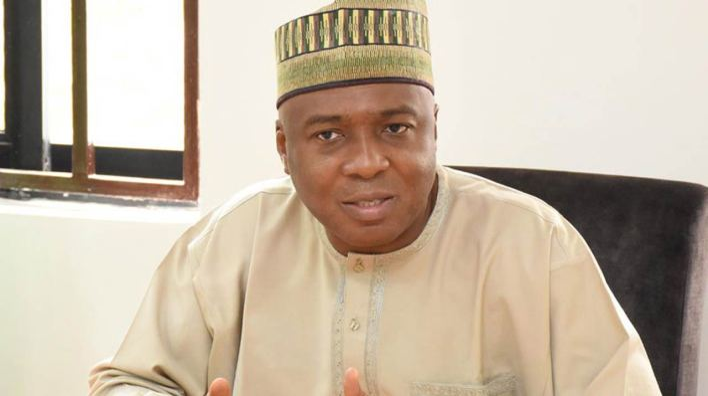 Saraki leads PDP's national reconciliation panel