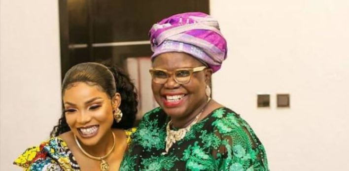 Iyabo Ojo's mother dies at 67